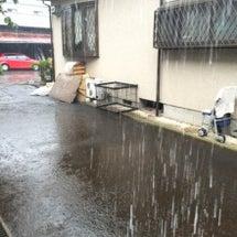 最近の雨は
