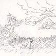 ボールペン画 7