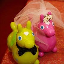 結婚式でポケモンGO