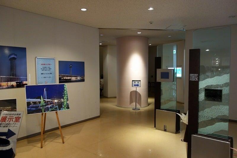 古代蓮会館の展示室