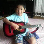 保育園児さんのギター…