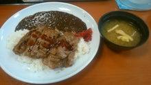 東京チカラめしの焼肉カレー