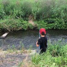 2016.7.25川釣り