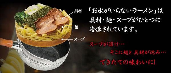 キンレイ お水がいらないラーメン 美味いです!