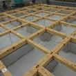 土台敷き - 新築工…