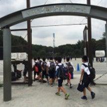 U-12 東京遠征…