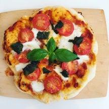 お家でピザ作り^_^