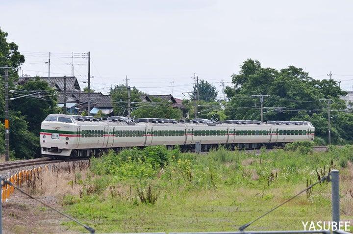 JR東日本189系