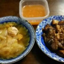 私の晩御飯