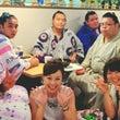 名古屋相撲の千秋楽へ…