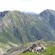 赤石岳・荒川岳登山