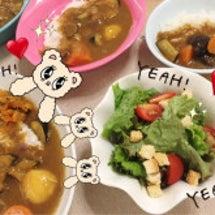 夕飯からの…ドキドキ…