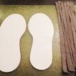 初めての靴作り~サン…