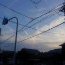 気になる曇