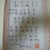 """""""8月21日 多摩川…"""