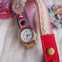 ぐるぐる腕時計♡