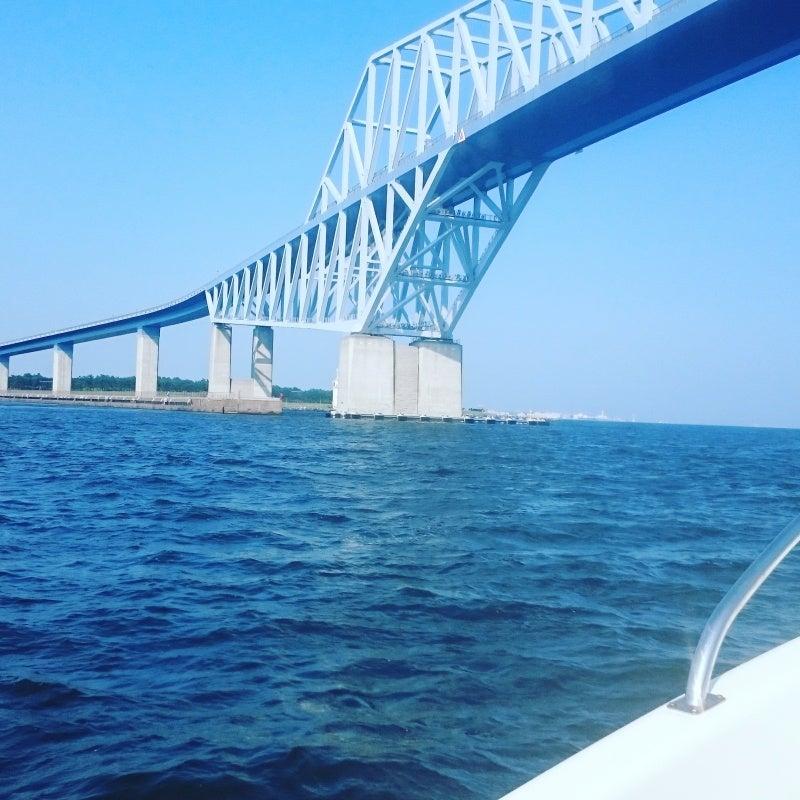 東京湾 ゲートブリッジ