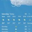 猛暑のニューヨーク
