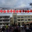 盆踊り大会の警備