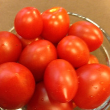 酵素で育ったトマトお…