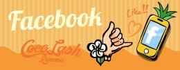 Facebook,フェイスブック,ココラッシュラモーナ,CocoLashRamona