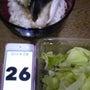 26日の食事夜写真