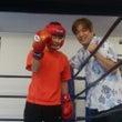ボクシングの教え子の…