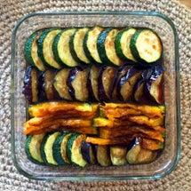 夏野菜で作り置き