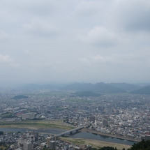 金華山(岐阜県)山頂…