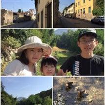 フィレンツェにて。