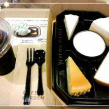 *チーズケーキ5+1…