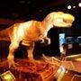 二子玉高島屋で恐竜?
