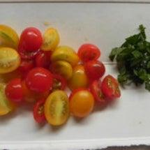 ホケミで簡単★トマト…