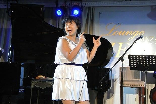 銀座ZERO 杉本彩さんバースデー山口知香さん