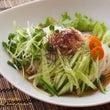 サラダ素麺。