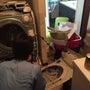 洗濯機は日立に決まり…