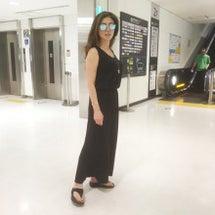 空港ファッション!