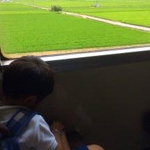☆新幹線の旅☆