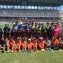 サッカー教室@福岡。