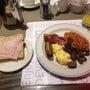 イギリスの朝ごはん