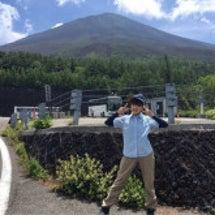 7月27日 富士山に…