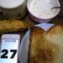 27日の食事朝写真