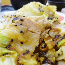 スタミナ肉野菜炒め定…