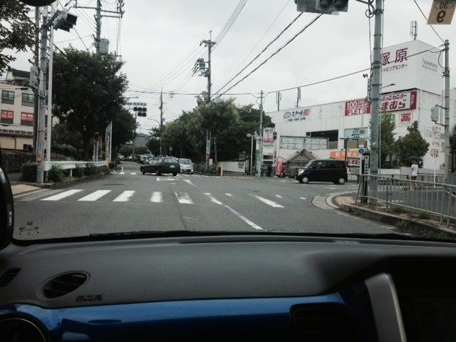高槻奈佐原 北大阪ペーパードライバー