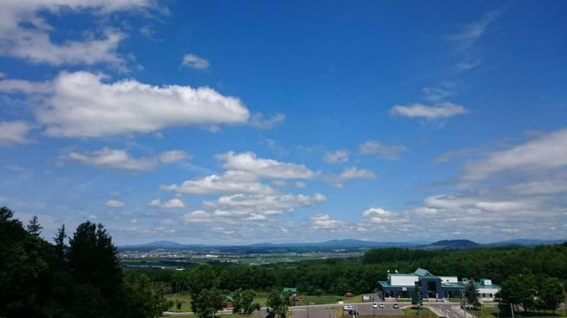 彩の丘景色