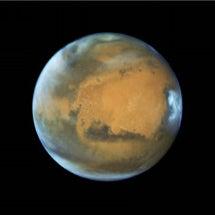 『火星の挑発』