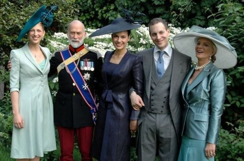 ケンブリッジ公爵夫妻の結婚式