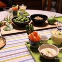 日本の味でおもてなし…