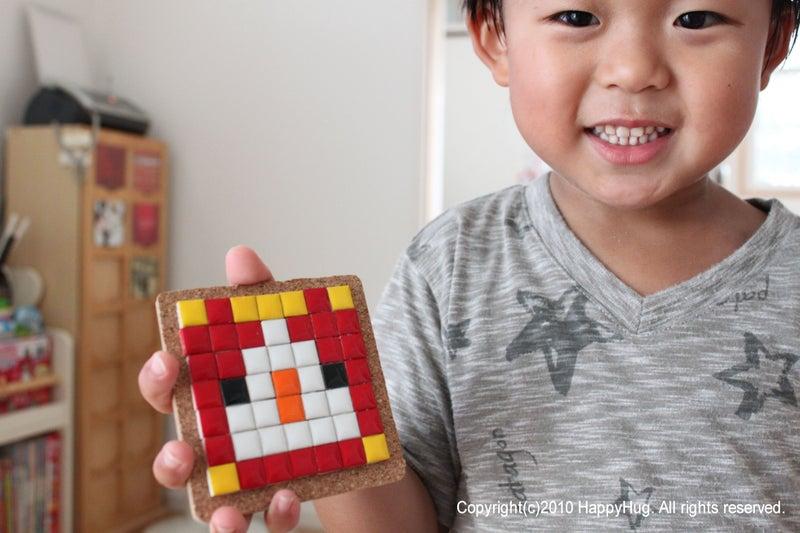 5歳児のコースター