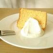 米粉と豆乳のシフォン…